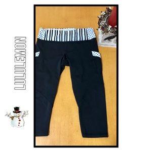 Pants - Lululemon Athletica Capris